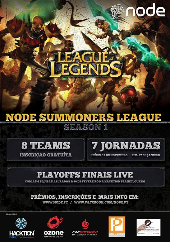 NODE Summoners League