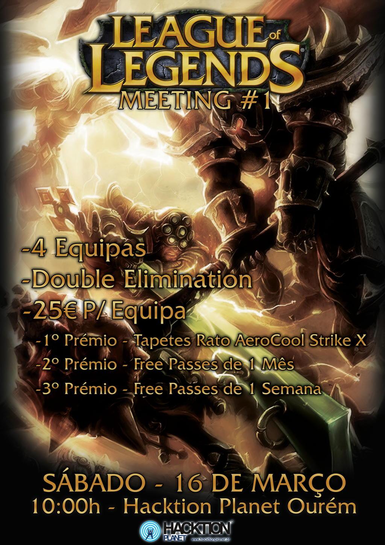 League of Legends Meeting #1